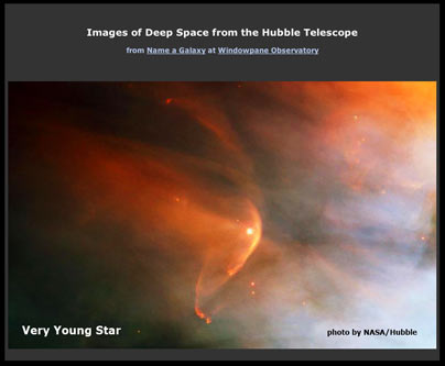 names of stars and galaxies powerpoint - photo #17