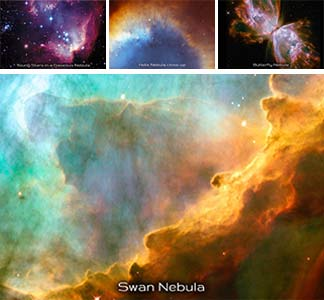 hubble telescope show