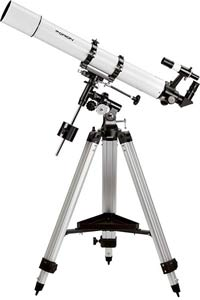 Orion 9024 AstroView 90mm Equatorial Refractor Telescope