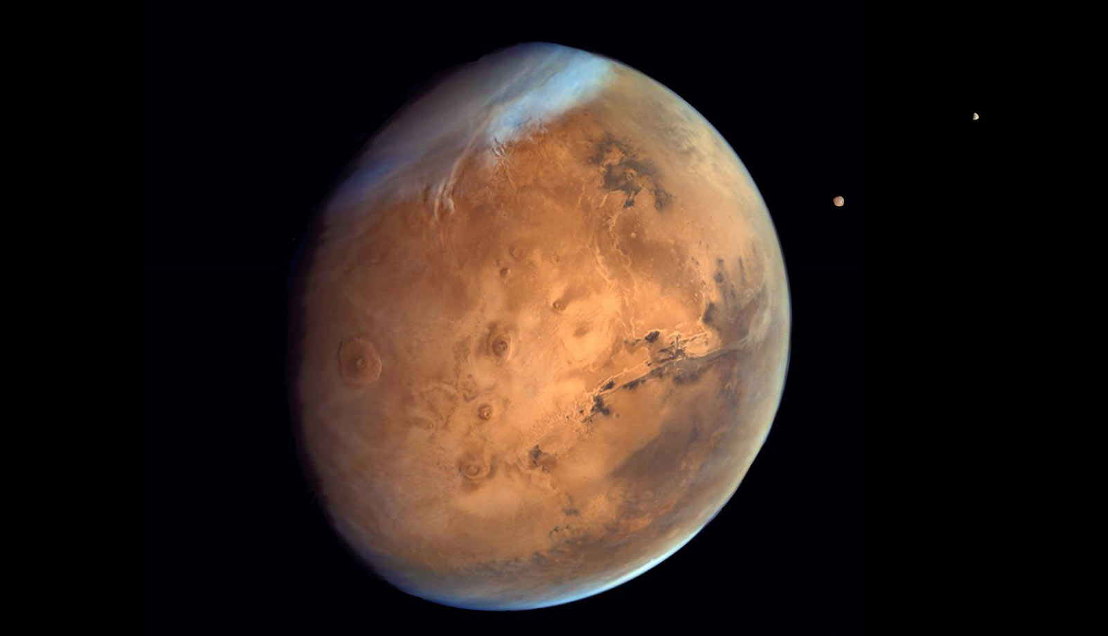 mars planet 2moons - photo #33