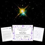 Binary Star Certificate Package