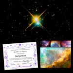 Binary Star Hubble Slide Show Package