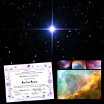 Single Star Hubble Telescope Package