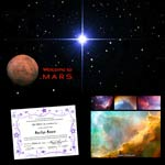 Single Star Voyage to Mars Package