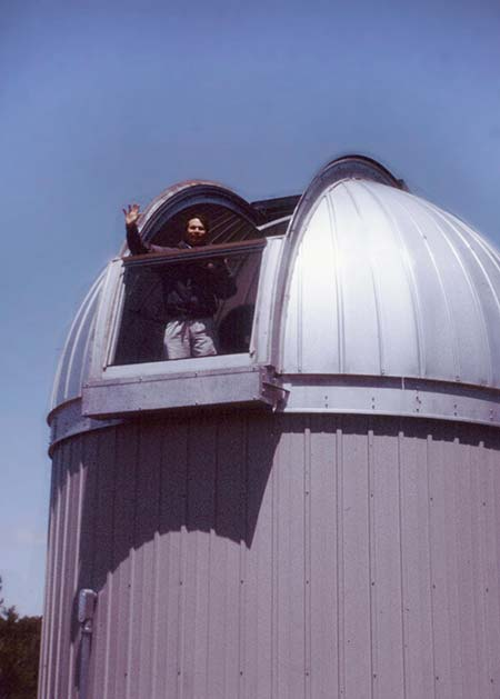 observatory in 1988